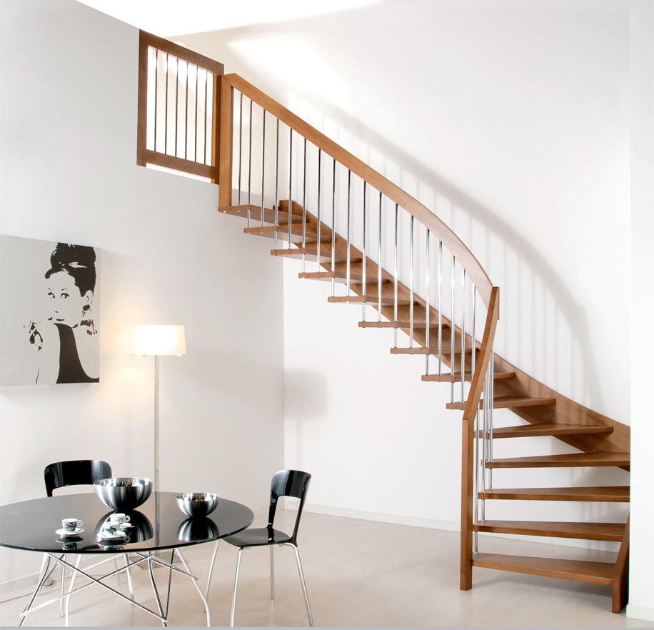 1000 images about escaleras on pinterest - Imagenes de escaleras de madera ...