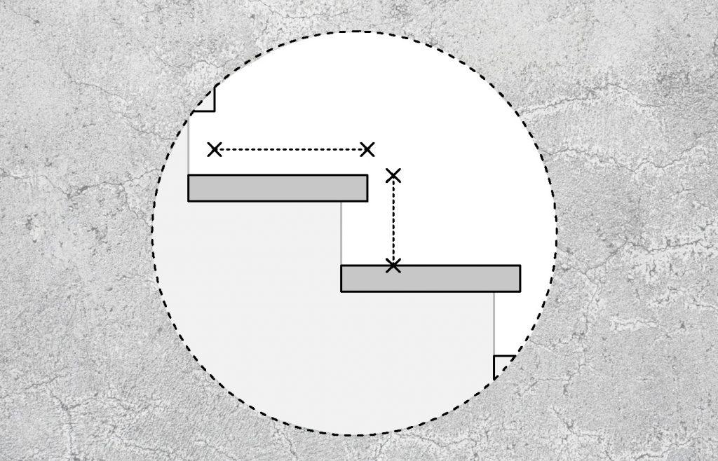 peldaño para escalera
