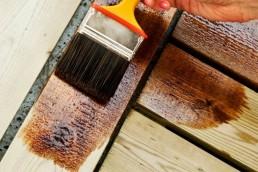Productos protectores de madera