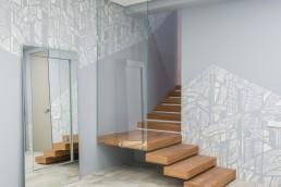 diferentes tipos de escaleras de madera