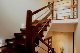Mantenimiento y limpieza de las escaleras de madera