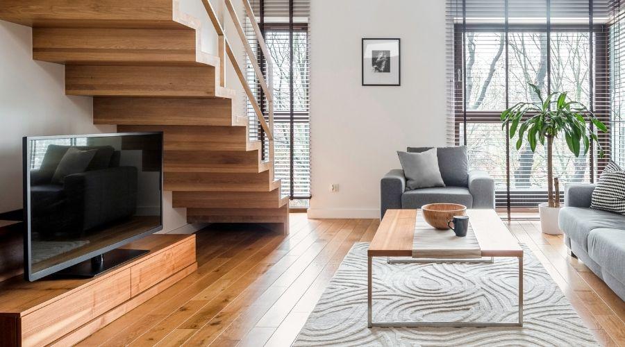 razones por las que elegir escaleras de madera