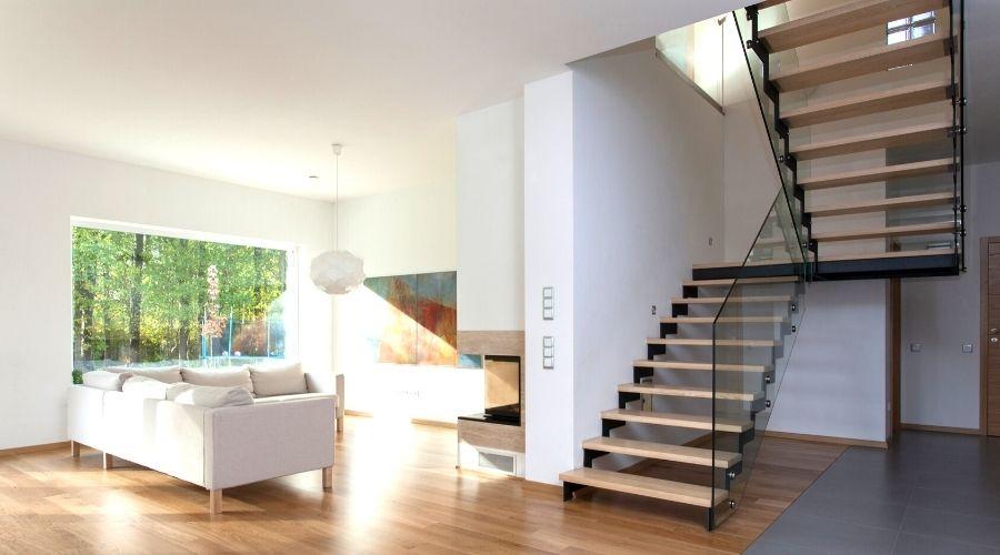 estilo y calidad en escaleras de madera